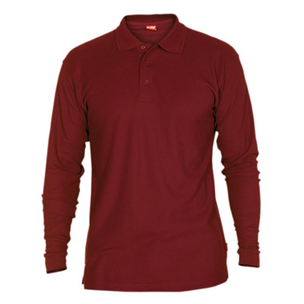 POLO M/L CARPE GRANATE T-XL