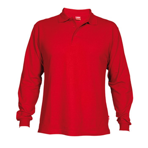 POLO M/L CARPE ROJO T-XL