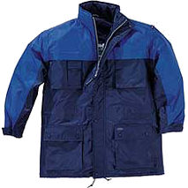 PARKA BICOLOR MD. KINGSTON
