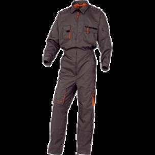 BUZO MACH2 1 CREMALLERA GRIS T-XXL