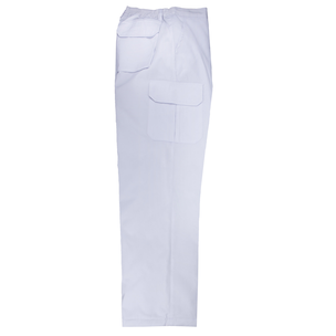 PANTALON MULTIBOL. ACOLCHADO MD.  398 BLANCO T-XL