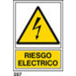 SEÑAL PVC NORM. A3 CAT R-207 - RISC ELECTRIC