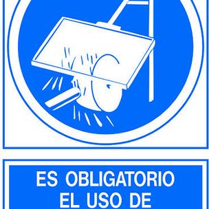 SEÑAL PVC NORM. A4 CAST. R-335 - USAR PROTECTOR MO