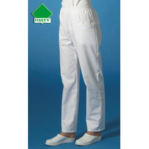 //PANTALON UNISEX MD.  101 BLANCO T-00