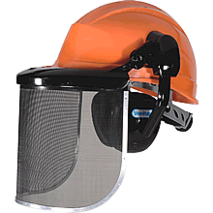 CASCO COMPLETO FORESTIER2 NARANJA - FORE2OR