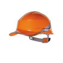 CASCO BASEBALL DIAMOND V NARANJA