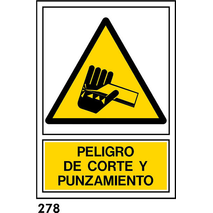 PEGATINA 12X8.5 CAST R-278
