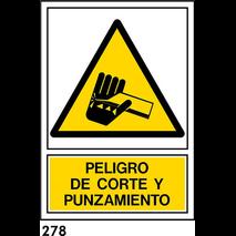 PEGATINA 12X8.5 CAT. R-278 - TALL O PUNTXADA