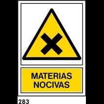 PEGATINA 6X4.5 CAT R-283 - .NOCIVES.