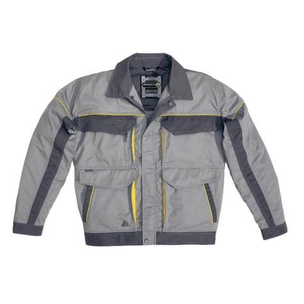 CHAQUETA MACH CORPORATE GRIS CLARO/GRIS OSCURO T-M