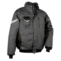 ANORAC ICEBERG GRIS OSCURO T-46 V001-0-04