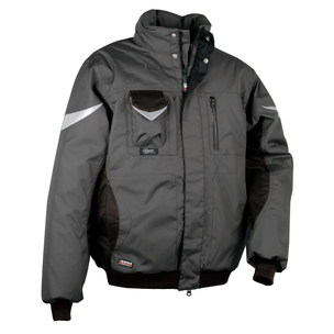 ANORAC ICEBERG GRIS OSCURO T-48 V001-0-04