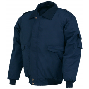 CAZADORA PILOT NYLON AZUL IMPERMEABLE T-XL - REMATE FINAL